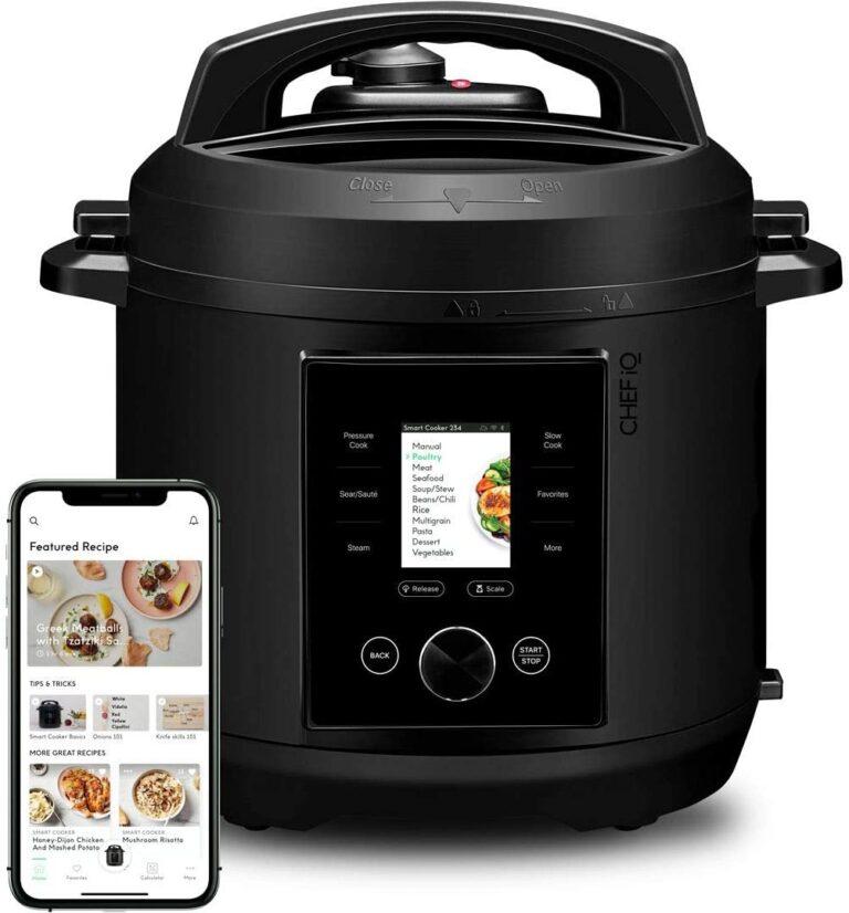 Best Air Fryer Pressure Cooker Combo